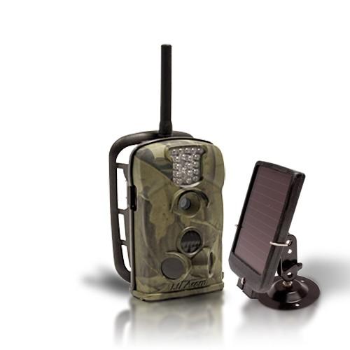 Kit Caméra 12M alarme GSM avec envoi MMS & E-mail