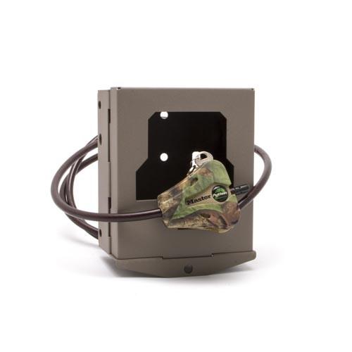 Boîtier anti-vandale et câble python pour caméra de chasse XTC-3G-PRO