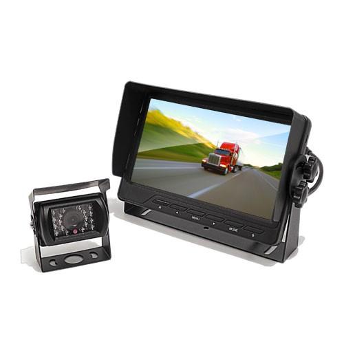 """Caméra de recul avec écran LCD 7"""""""