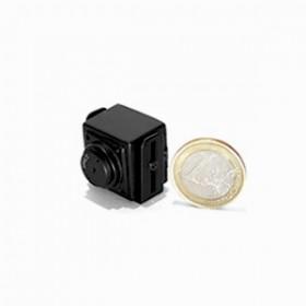 Micro caméra CCD couleur 420 lignes Jour/Nuit pinhole