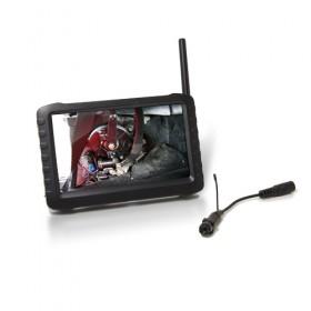 Kit caméra snake sans fil avec récepteur LCD couleur 5 pouces