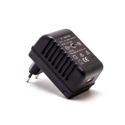 Transformateur avec micro caméra cachée HD 1080P WiFi vision nocturne mémoire 128 Go
