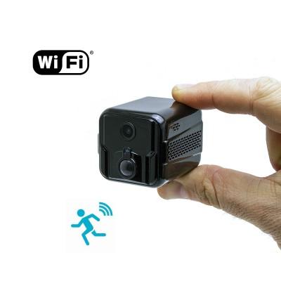 Micro caméra WIFI HD 1080P longue