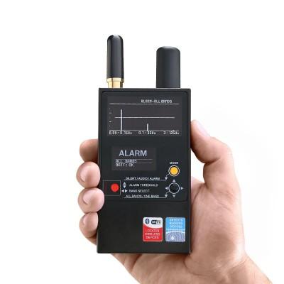 Détecteur de fréquence GSM 2G 3G 4G WiFi Bluetooth Wi-Max DECT, 50MHz à 12GHz