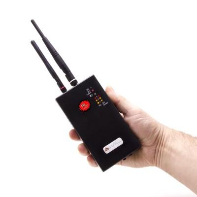 Détecteur de téléphone portable 2G 3G 4G 5G WiFi et Bluetooth