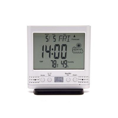 Thermomètre Horloge caméra cachée FHD 1080P