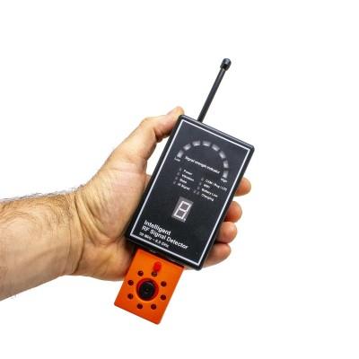 Détecteur portable de smartphone allumé ou éteint