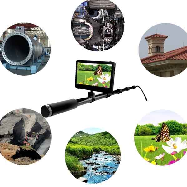 Applications caméra