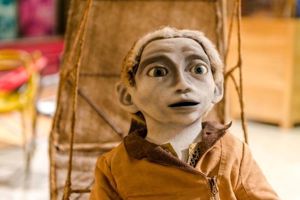 La marionnette Brioux, vue de près
