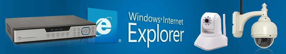 Faire fonctionner son DVR Caméra IP avec Internet Explorer 11