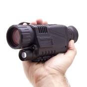 Jumelle caméra moderne