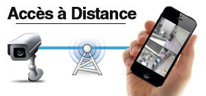 accès à distance
