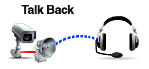 audio talckback
