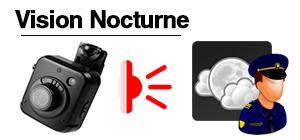 Mode vision nocturne