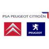 logo PSA Peugeot Citroen